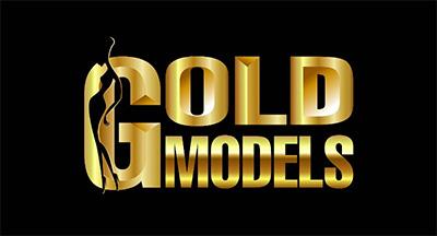 gold models logo